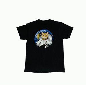 Cat Astronaut TShirt